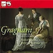 Filippo Gragnani - : Sonatas for violin & guitar, Op. 8 (2012)