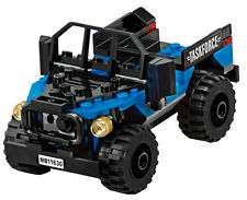 NEW LEGO CAPTAIN AMERICA'S 4X4 TRUCK vehicle 76047 no figures/box black panther