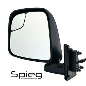 SIDE MIRROR For 13-20 Nissan NV200 15-18 Chevy City Express POWER HEATED DRIVER
