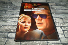 DVD - L'affaire Thomas Crown - Steve McQueen  Faye Dunaway  / DVD