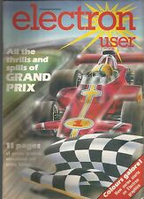 ELECTRON USER - VOL 3 NO 6 - MARCH 1986 - MAGAZINE