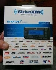 Sirius SiriusXM Satellite Radio SSV7V1 Stratus 7 Satellite Radio (Black) NIB