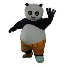 Lovely Kung fu Panda Mascot Costume Cartoon Fancy Dress