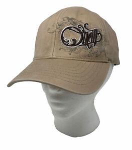 Youth Oneill Tan Brown Baseball Cap Hat Skate Surf Size L / XL Boys