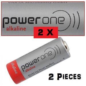 2x varta p23ga 12v power One Batterie mn21 v23ga a23 lr9 e23a en vrac