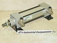 Numatics   40 MM  bore  X  90 MM  stroke   pneumatic cylinder    ZG040/0090C03A1