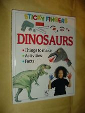 Dinosaurs (Sticky Fingers)-Ting Morris