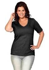 Sheego Kurzarm Damenblusen, - tops & -shirts keine Mehrstückpackung