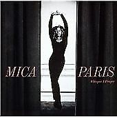 Mica Paris : Whisper a Prayer CD Value Guaranteed from eBay's biggest seller!