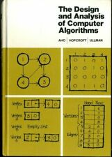 The Design and Analysis of Computer Algorithms by Aho, Hopcroft and Ullman