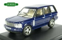 BNIB OO GAUGE OXFORD 1:76 76RR3003 Range Rover 3rd Generation Adriatic Blue