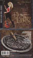DUST AND BONES - Rock And Roll Show (2011, Perris Records), Hard Rock