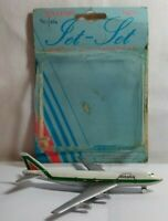 SCHABAK 1:600 SCALE DIECAST ALITALIA BOEING 747-B - 901/15A