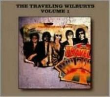Traveling Wilburys Volume Vol 1 CD 12 TRK Handle With Car Harrison Lynne Dylan