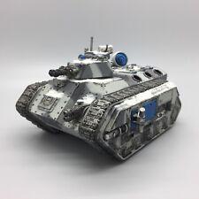 WARHAMMER 40,000 Guardia Imperiale Astra Militarum CHIMERA pesanti RAMPANTE dipinto