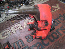 Gravely walk behind tractor quick hitch adapter with horn & attachment bolts