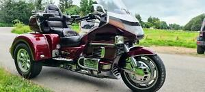 Honda Goldwing Panther Trike Tested with Video