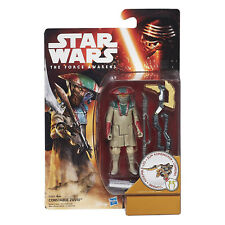 Star Wars The Force Awakens 3.75-Inch Figure Desert Mission Constable Zuvio