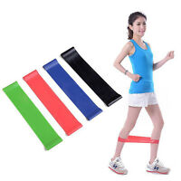 4Colors Sport Strength Resistance Bands Loop Gym Training Fitness Exercise Band