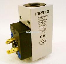 FESTO PEV-1/4-B-OD Pressure Switch 175250, New