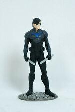 "DC 3-4"" Best Buy Blu-Ray Animated NIGHTWING Batman bad blood robin figure"