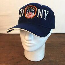 Fire Department New York City FDNY Baseball Cap Blue Mens (CH6)