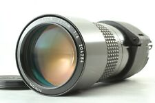 [Exc+4] Nikon AIS AI-S Micro Nikkor 200mm f4 MF Lens for F mount from Japan #734