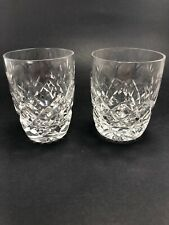 Faceted Lead Crystal Votive or Tea light Holders