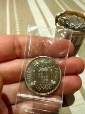 Moneda SC de 100 pesetas año 1975