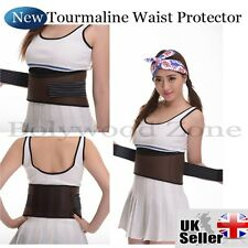 New BrownTourmaline & Far Infrared Ray Heat waist Protector Adjustable Belt