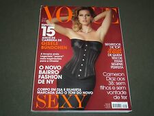 2010 OCT VOGUE BRASIL MAGAZINE NO. 386 - GISELE BUNDCHEN - GREAT FASHION- O 1285