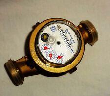 """G2 MISURATORI, Class B ( Water Meter ) Lung 160 AFUL/25-1"""" CON RACCORDI 1MP"""