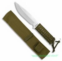 Cuchillo ALBAINOX TACTICO.C/funda.Tipo: Cuchillo Táctico Hoja: Ace 31780