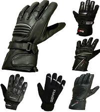 Motorbike Gloves Motorcycle Motocross Ski Snowboards Cycle Mitten winter summer