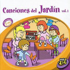 Canciones Para Jardin 1-Intelikids : Canciones Del Jardin 1 CD