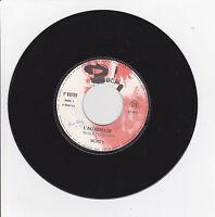 """MONTY Vinyle 45 tours SP 7"""" L'AUTOMATE - AMOUREUX - BARCLAY 60759 RARE"""