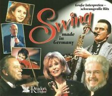 Swing  Made in Germany - Reader's Digest   5 CD BOX