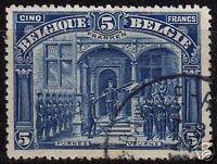 Belgium 1915 YV 147 Franken CANC VF