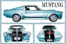 POSTER Fabulous Mustang