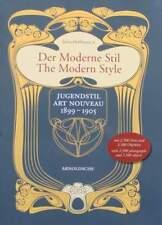 LIVRE/BOOK : The Modern Style - Art Nouveau 1899 - 1905 (jugendstil)