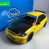 1/18 OTTO Honda Type-R EK9 Spoon resin car model HK Toy Festival Special OT805