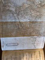 1810 American Gazetteer 2 Vol Set W/maps; Louisiana