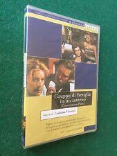 (1 DVD) GRUPPO DI FAMIGLIA IN UN INTERNO L.Visconti (2009) NUOVO/Sped.GRATIS !!!