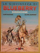 la giovinezza di BLUEBERRY 19 REDENZIONE alessandro editore 2010