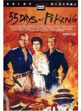 55 Days at Peking [New DVD] Asia - Import, NTSC Format