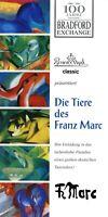 0002ROS Rosenthal classic Prospekt 1994 Teller Franz Marc Das blaue Pferdchen  2
