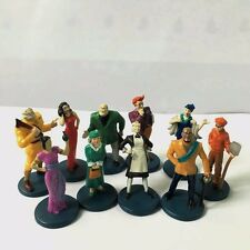Gift 10pcs/set Suspects Pieces Tokens Movers Characters Clue Game Figure Kid Toy