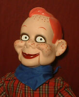 "HAUNTED Ventriloquist doll ""EYES FOLLOW YOU"" puppet creepy clown mask dummy"