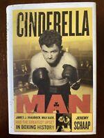 Cinderella Man-Braddock Baer Boxing-Jeremy Schaap 2005 First/1st Edition HC/DJ