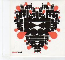 (FR74) Music Week Presents, Oui Love, 18 tracks various artists - 2011 CD